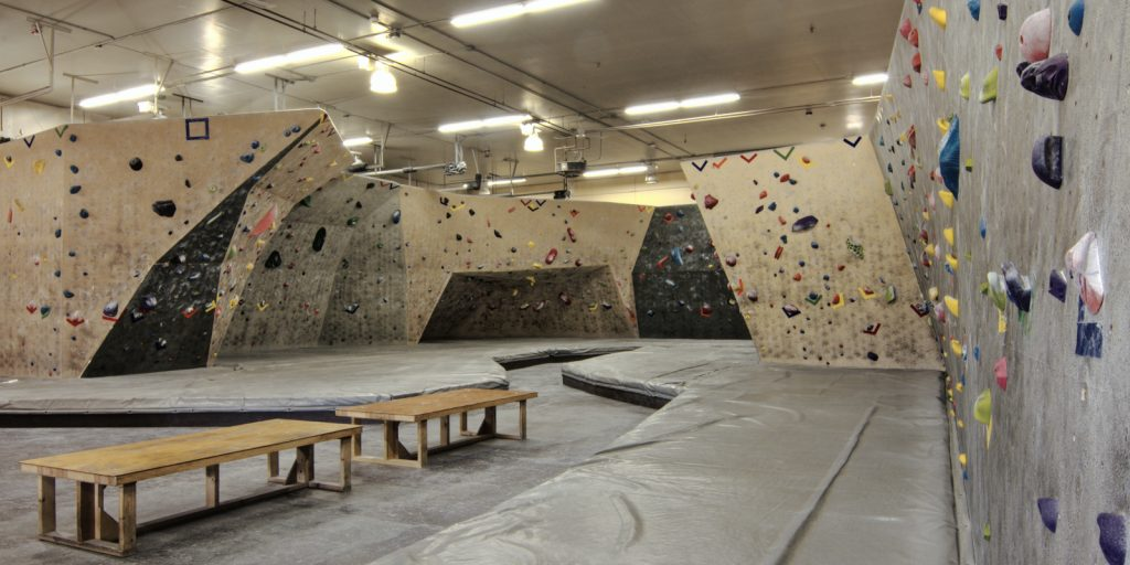 slideshow of climbers and facility at Ascension Rock Club in Fairbanks, Alaska